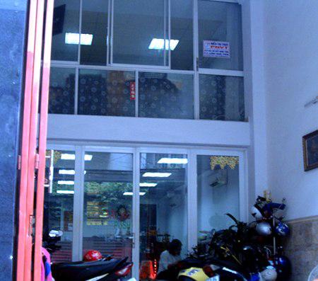 tang lung toa nha pnvt building, tầng lửng tòa nhà pnvt building