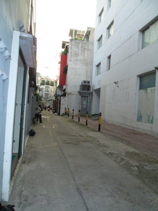 bai xe toa nha pnvt building, bãi xe tòa nhà pnvt building