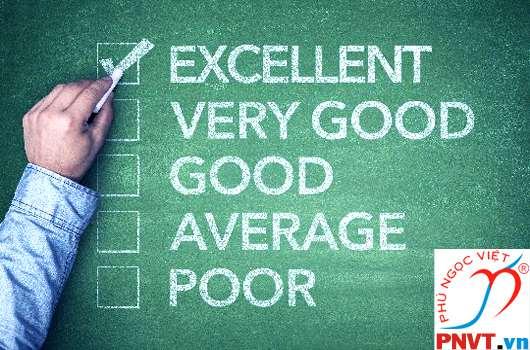 Cách dịch xếp hạng, loại hình đào tạo trong văn bằng, bảng điểm sang tiếng Anh