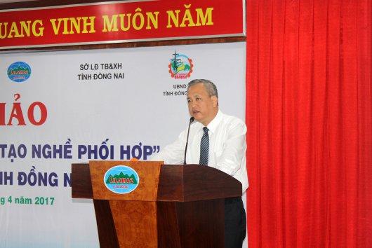 Sở Lao Động - Thương binh và Xã hội tỉnh Đồng Nai