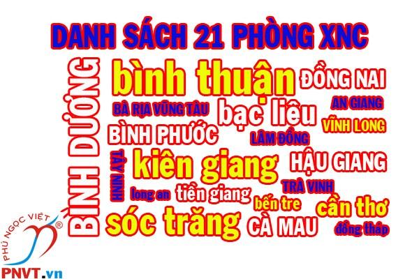 Danh sách cơ quan xuất nhập cảnh tại 21 tỉnh thành từ Bình Thuận đến Cà Mau