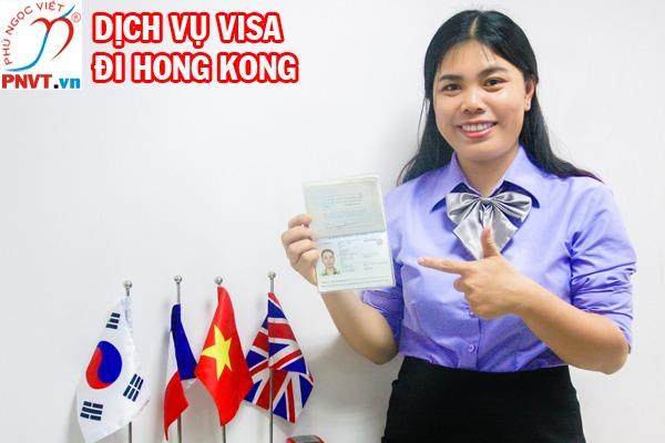 dịch vụ làm visa hồng kông