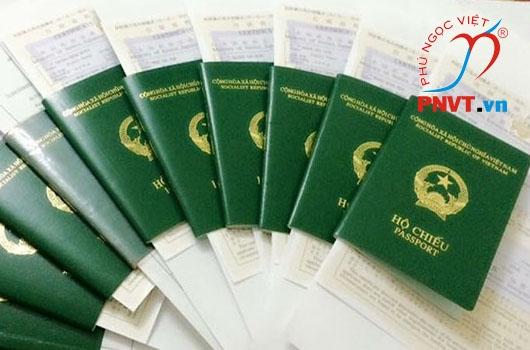 Không trình báo mất hộ chiếu sẽ bị xử lý hành chính