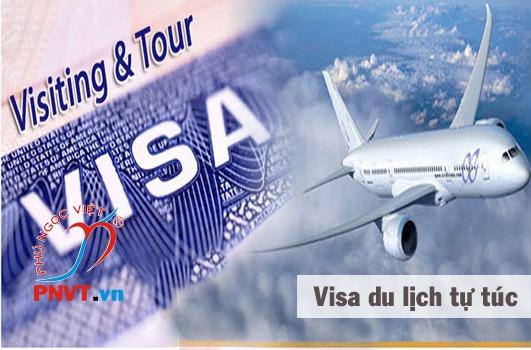 Dịch vụ visa du lịch tự túc