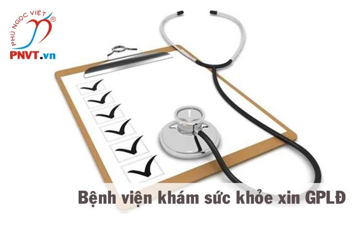Danh sách bệnh viện khám sức khoẻ cho người nước ngoài xin cấp giấy phép lao động