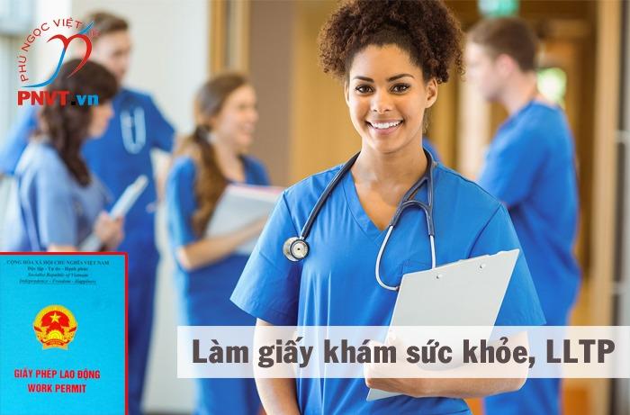 dịch vụ làm giấy khám sức khỏe