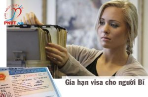 Thủ tục gia hạn visa 3 tháng nhiều lần cho người Bỉ làm việc tại Việt Nam