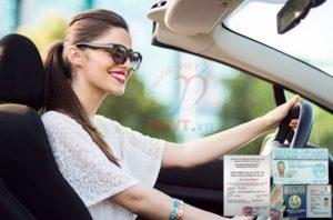 thủ tục đổi giấy phép lái xe, giấy phép lái xe quốc tế, bằng lái xe quốc tế iaa