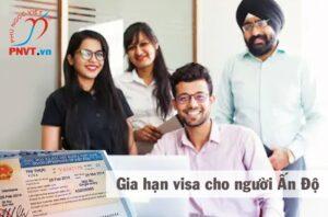 gia hạn visa cho người ấn độ