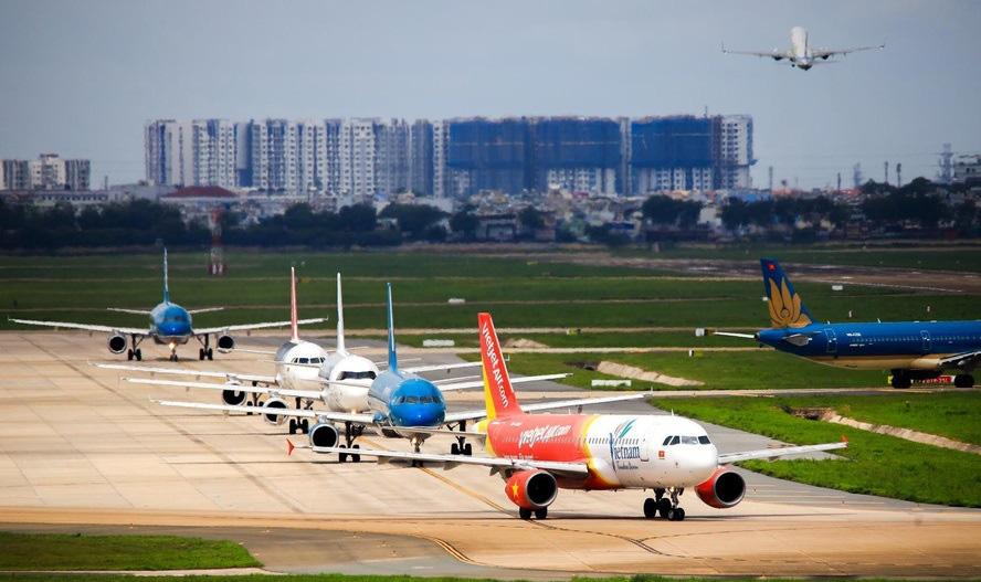 6 đường bay thương mại quốc tế được khôi phục trong tháng 9/2020