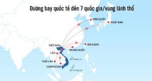 Tăng tần suất các chuyến bay đón chuyên gia nước ngoài làm việc tại Việt Nam