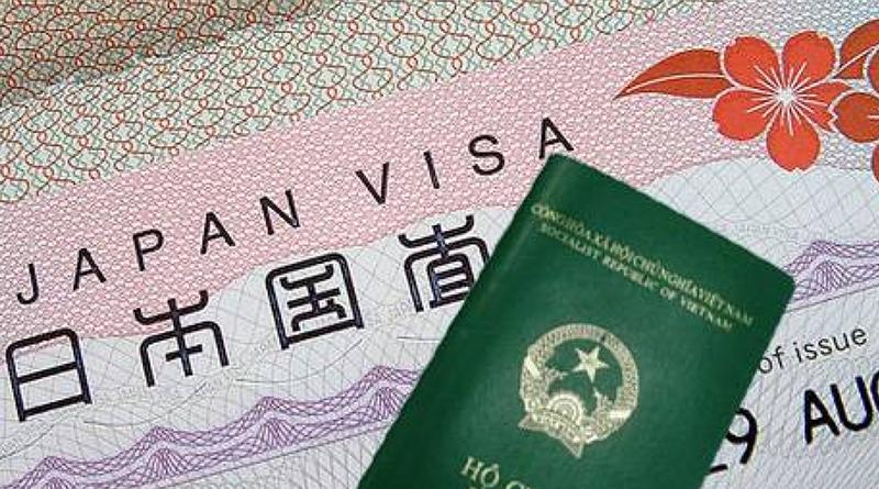 lao động nước ngoài có thể đăng ký visa Nhật Bản trên mạng Internet