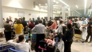 Đề xuất quy trình đón người nước ngoài nhập cảnh cách ly y tế