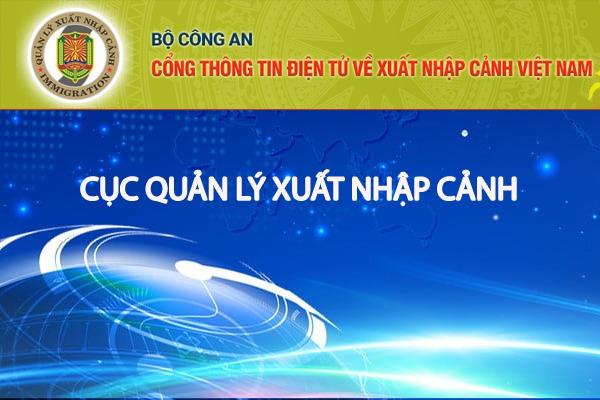 Cục xuất nhập cảnh Hà Nội
