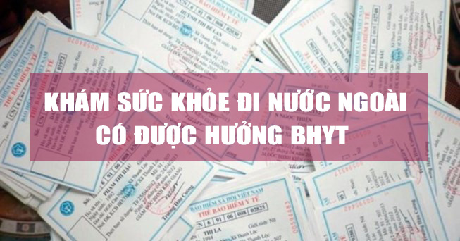Vợ hoặc chồng là người nước ngoài, có thẻ cư trú tại Việt Nam có được mua Bảo hiểm y tế không